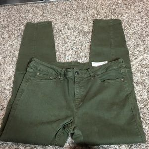 Two by Vince Camuto Green Pants